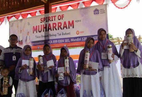 SPIRIT OF MUHARAM 1439H GYD SURABAYA