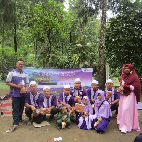 Study Tour Tawang Mangu