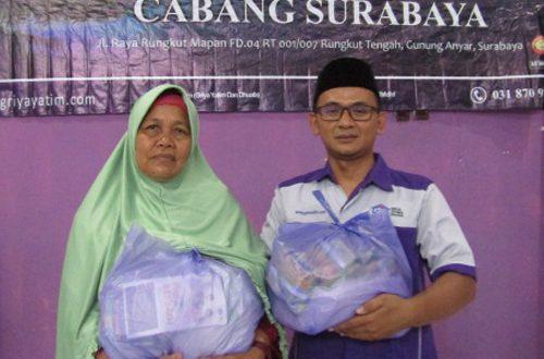 GYD BERBAGI Rungkut Surabaya