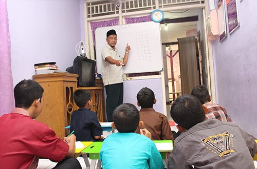Bimbingan Belajar GYD