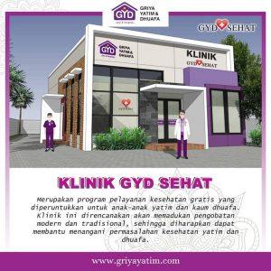 Klinik GYD Sehat