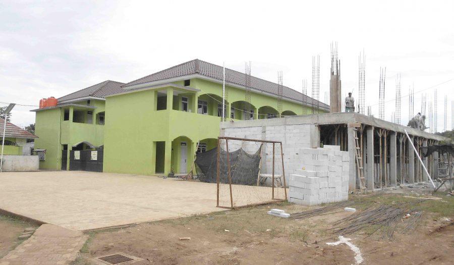 Pembangunan Ponpes