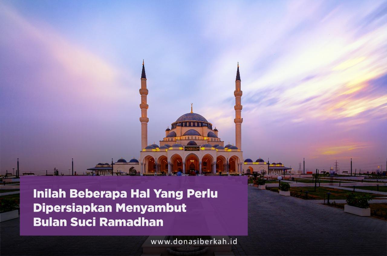 Bulan Suci Ramadhan 1441H