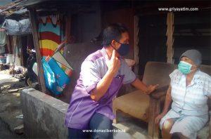 Bantuan Pangan Lansia Dhuafa