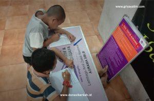 Anak Asuh Griya Yatim & Dhuafa Aktif Belajar