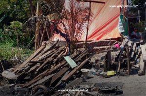 Bantuan Perbaikan Rumah Oleh Griya Yatim & Dhuafa