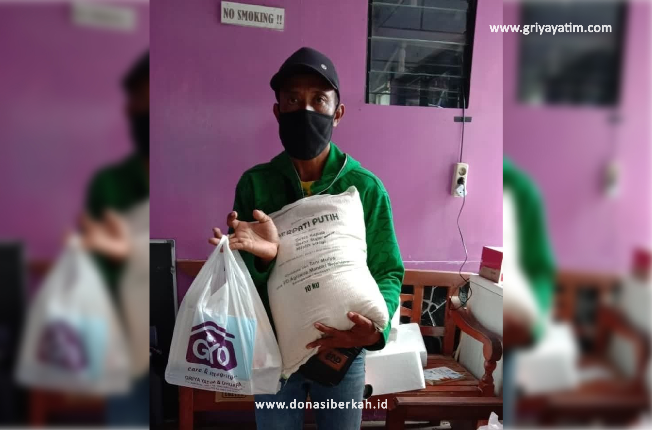 Bantuan untuk Masyarakat Dhuafa