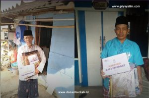 Griya Yatim & Dhuafa Salurkan Bantuan Dai Semangat