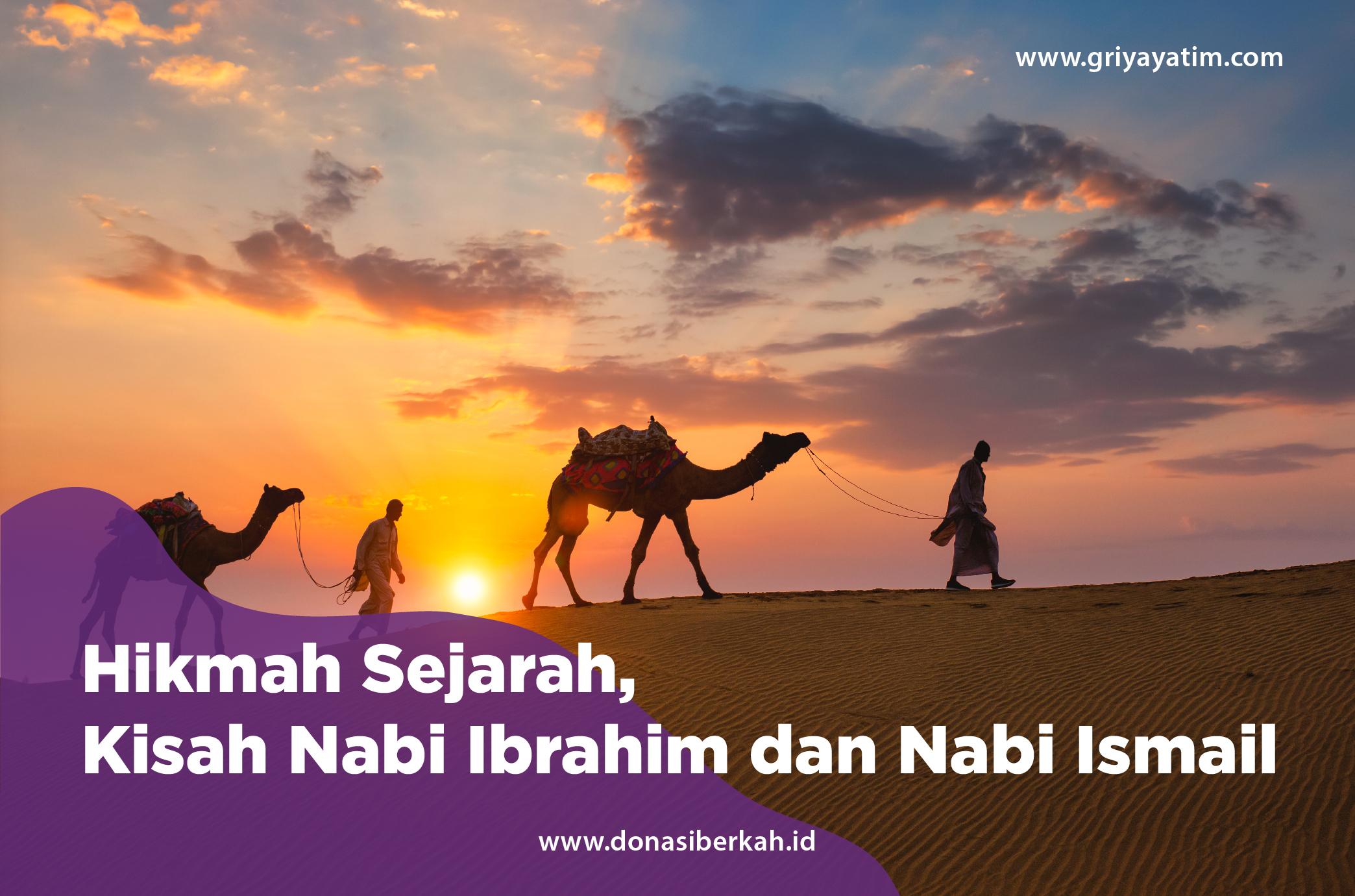 Hikmah Sejarah, Kisah Nabi Ibrahim dan Nabi Ismail