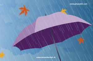 Hujan, Rahmat Allah dari Langit