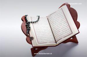 Kitab Al-Qur'an Yang Tidak Ada Keraguan di Dalamnya