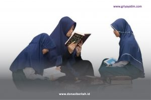Yuk Bantu Pangan Untuk Penghafal Al-Qur'an