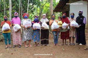 Bantuan ke Pedalaman Curug Banten