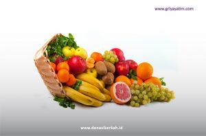 Buah-buahan yang tinggi antioksidan