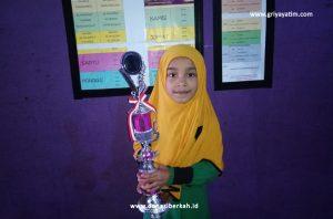 Anak Yatim Meraih Prestasi Tahfidz Tingkat Banjarmasin