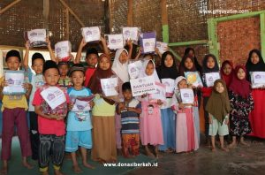 Bantuan Peralatan Ibadah Yatim & Dhuafa di Pelosok Parung Panjang