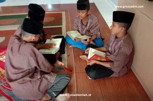 Anak Yatim Tadarus Al-Qur'an