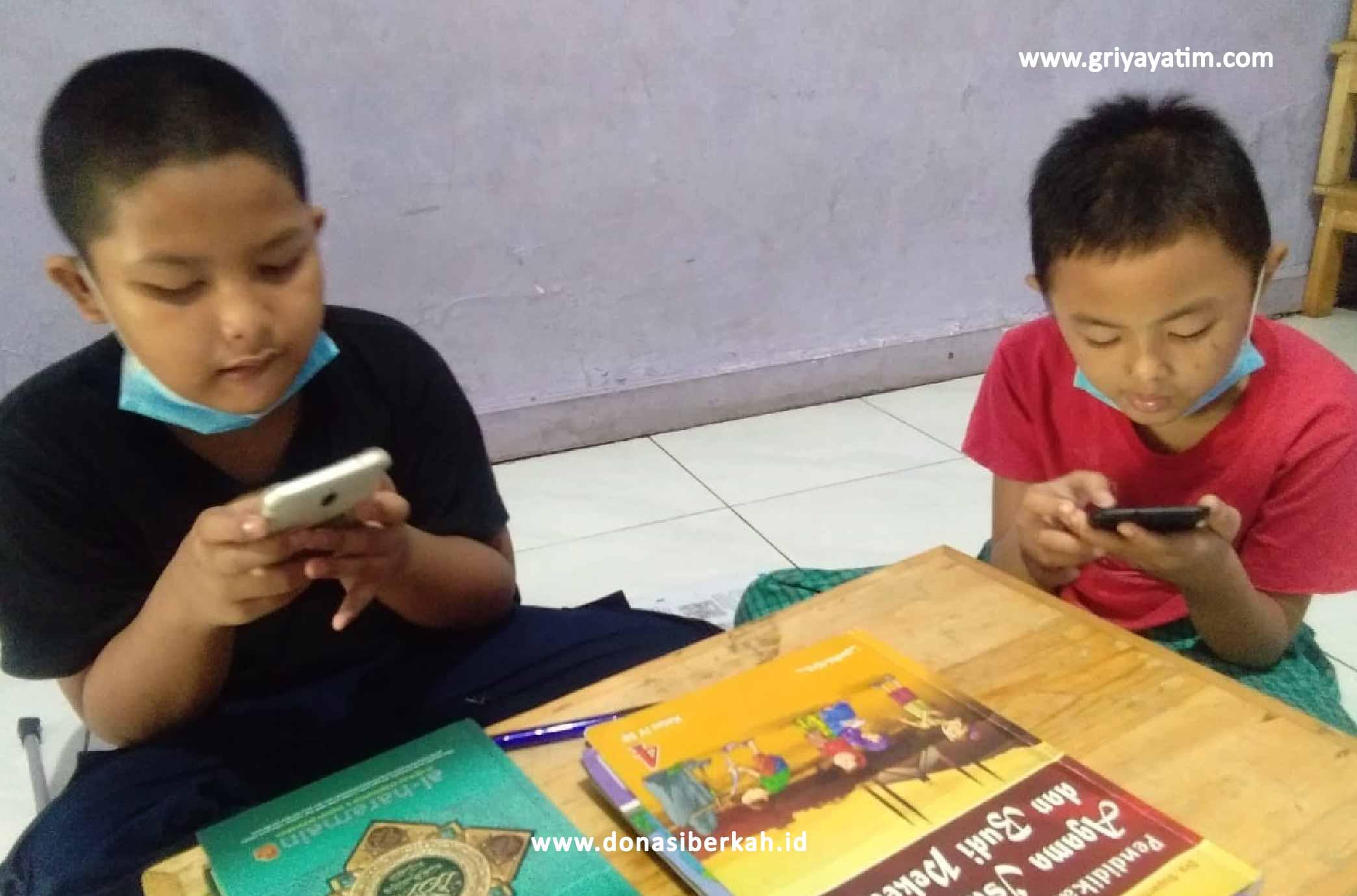 nak Yatim Ulangan Online Di Asrama