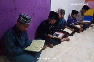 Bantu Akbar Yatim Jadi Hafidz