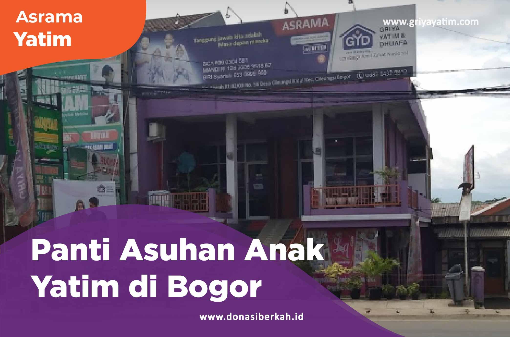 Panti Asuhan Anak Yatim di Bogor