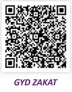 Scan Zakat GYD