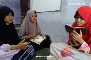 Semangat Dalam Menghafal Al-Qur'an Anak Asuh cilegon 2