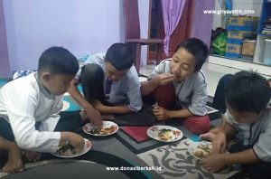 Pemenuhan Pangan Anak Penghafal Qur'an
