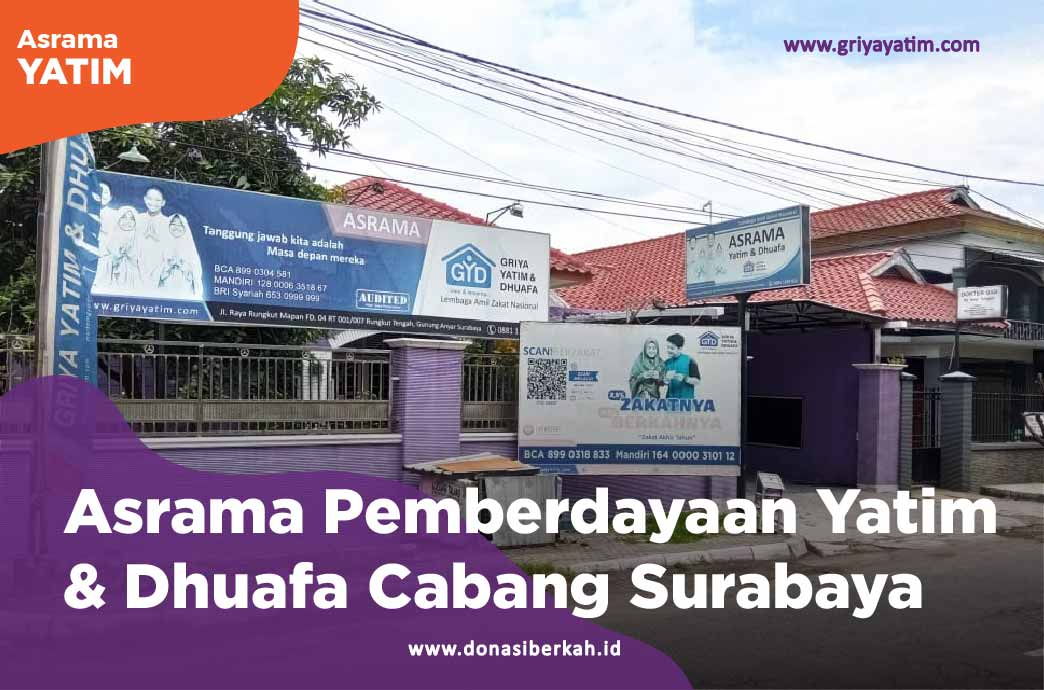 Asrama Pemberdayaan Yatim & Dhuafa Cabang Surabaya