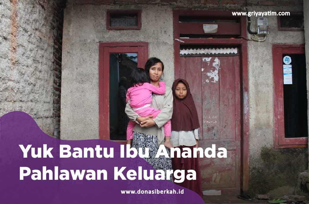 Yuk Bantu Ibu Ananda Pahlawan Keluarga