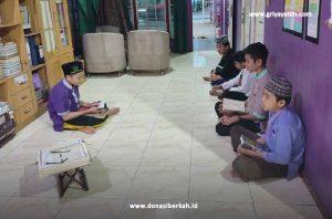 Tadarus dan Murojaah Anak Asuh Banjarmasin