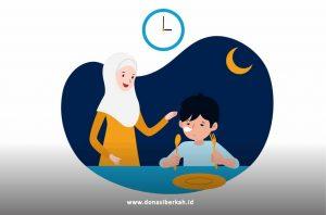 Cara Mendidik Anak Di Bulan Ramdhan