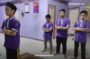Menjalani Ibadah Di Bulan Ramadhan Anak Asuh Banjarmasin