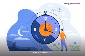 Ramadhan Mengajarkan Untuk Menjaga Waktu