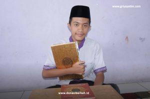 Alirkan Pahala Dengan Wakaf Al-Qur'an
