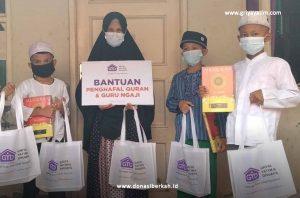 Ayo Berzakat Untuk Penghafal Quran & Guru Ngaji