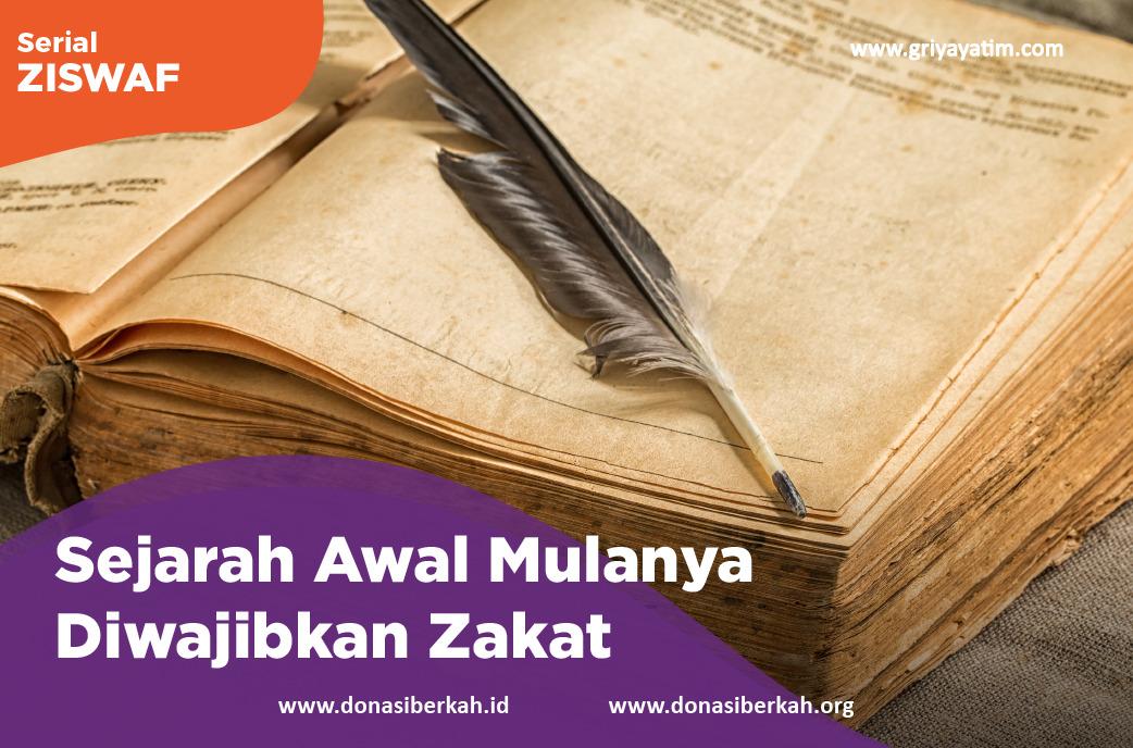 Sejarah Awal Mulanya Diwajibkan Zakat