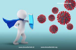 Berjemur Bisa Meningkatkan Imunitas Tubuh