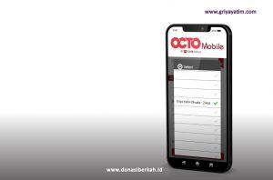 Tunaikan Zakat Melalui OCTO Mobile