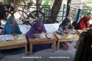 Taman Pendidikan Anak (TPA) Asrama Kramatjati