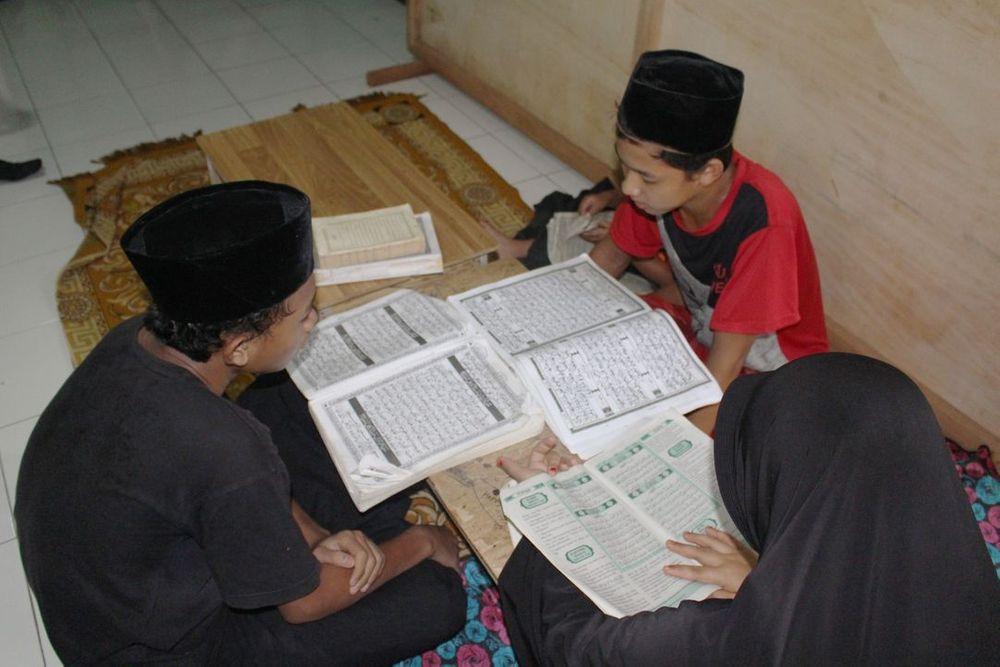 Zakat Untuk Para Penghafal Quran