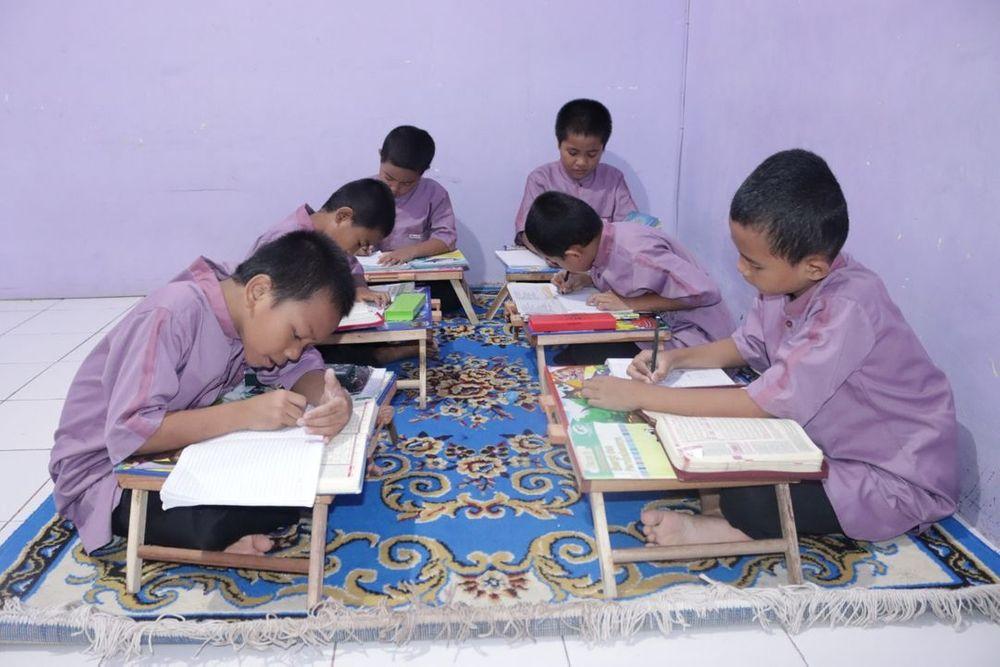 Zakat Untuk Pendidikan & Pangan Yatim Dhuafa